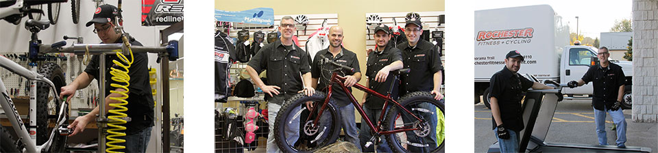 Rochester NY Bike Shop
