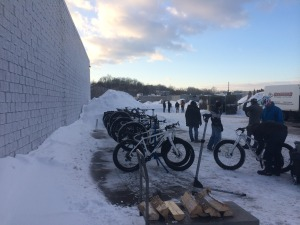 Salsa Cycles Fatbike Demo Rochester NY