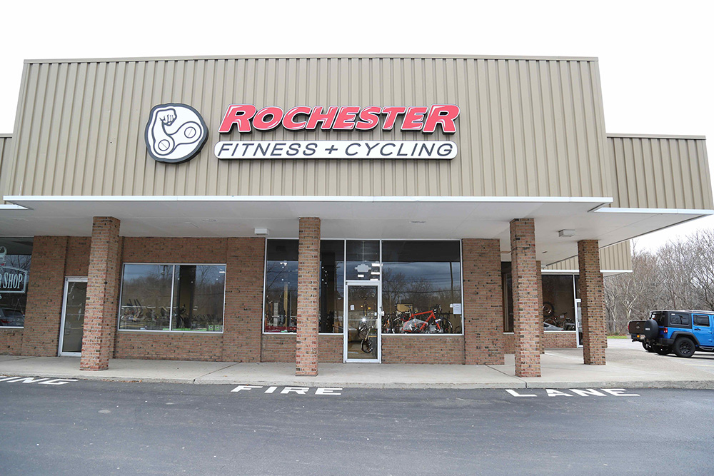 Rochester Fitness New Location