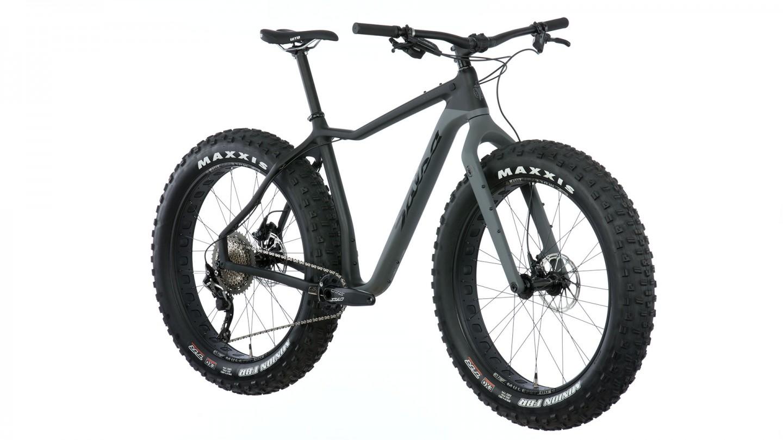Salsa Mukluk Carbon SLX 1x11 Bike XS Matte Black -
