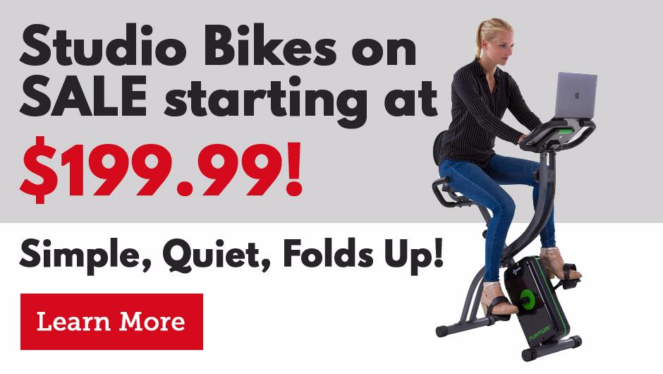 Studio Bikes On Sale