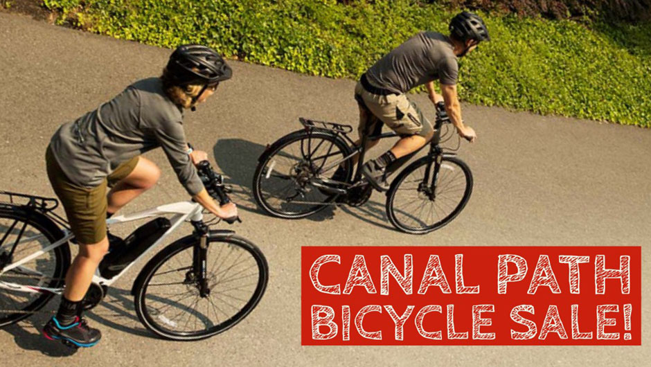 Canal Path Bikes Sale